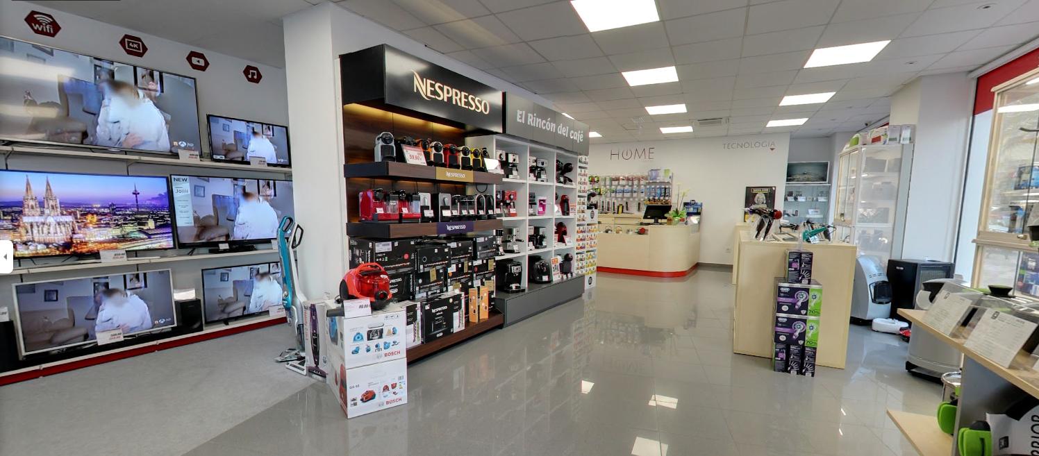 tienda electrodomésticos Aspe Home Electro